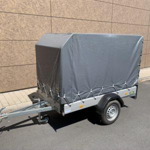 Anhänger bis 750 kg mit Aufbau