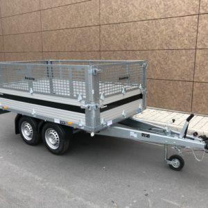 Anhänger bis 1800 kg mit Aufbau
