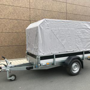 Anhänger bis 1300 kg mit Aufbau