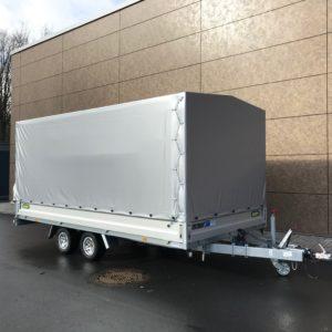 Anhänger bis 3500 kg mit Aufbau