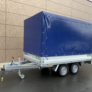 Anhänger bis 2000 kg mit Aufbau